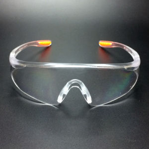 Polycarbonate PC Safety Glasses Goggles (SG126) pictures & photos