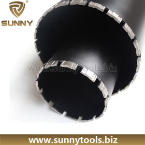 450mm Diamond Core Drill Bit Tool for Drilling Reinforced Concrete pictures & photos
