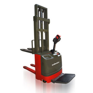 Mima Powered Pallet Stacker Electric Powered Stacker pictures & photos
