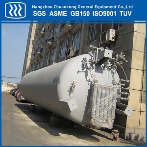 Industrial Cryogenic Lco2 Storage Tank pictures & photos
