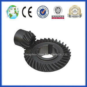 High Quality Final Gear with Crown Wheel and Pinion Gear pictures & photos