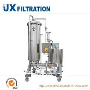 Stainless Steel Diatomaceous Earth Beer Filter pictures & photos