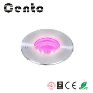 1W/3W High Power LED Underground Light