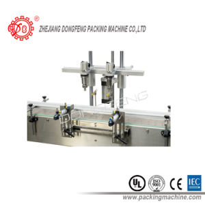Automatic Double-Nozzles Paste Piston Filler (DPF-2-S) pictures & photos