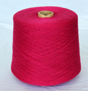 Carpet Fabric/Textile Knitting /Crochet Yak Wool /Tibet Sheep Wool Natural White Yarn pictures & photos