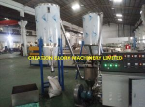 Stable Running Plastic Filler Master Batch Pelletizing Production Line pictures & photos
