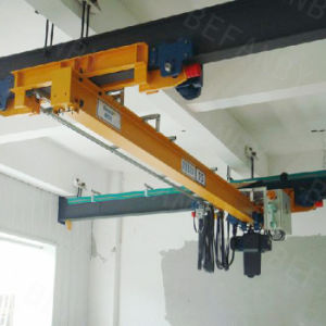 16t Electric Wire Rope Hoist on Overhead and Gantry Crane pictures & photos
