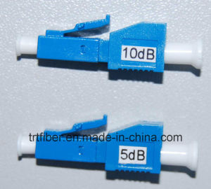 1/2/3/5/10dB Male to Female LC Fiber Optic Attenuator pictures & photos