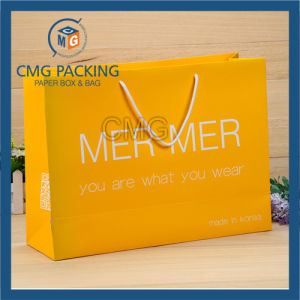 Colored Scarf Packing Bag with Logo Printing (CMG-MAY-046) pictures & photos