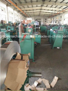 Ss304/Ss316 Steel Corrugated Pipe Forming Machine