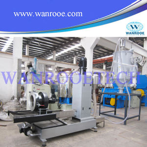 PP PE PA Nylon Two-Stage Strand Pelletizing Line pictures & photos