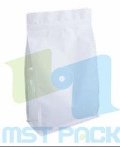 Kraft Paper Box Pouch; Flat Bottom Bag pictures & photos