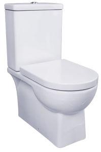 Two Piece Ceramic Toilet Washdown Toilet Water Closet Wc 9972 pictures & photos
