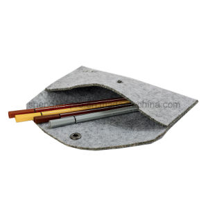 Simple Felt Pencil Bag in Different Style