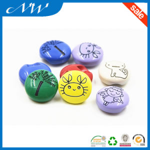 Fancy Cute Kids Plastic Resin Button