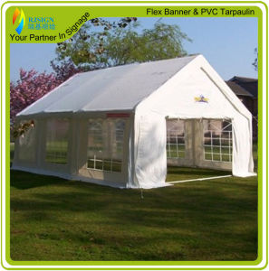 PVC Coated Tarpaulin for Tent Fabric pictures & photos