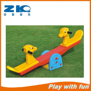 2015 Good Quality Colorful Outdoor Animal Seesaw for Kids pictures & photos