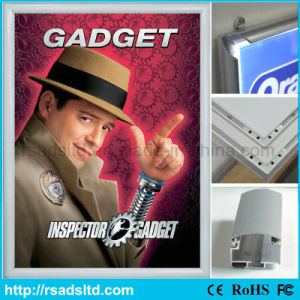 Indoor Advertising Display LED Slim Lightbox pictures & photos
