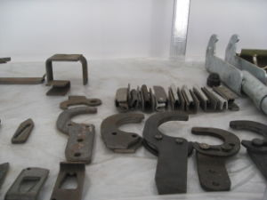 Scaffolding Hooks for Steel Plank OEM Service Available pictures & photos