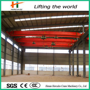 Ld Single Girder Overhead Crane Cabin Bridge Crane pictures & photos