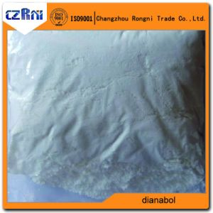 Raw Material Steroid Powder Methandrostenolone/CAS No. 72-63-9 pictures & photos