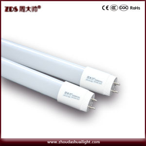 8W LED T8 Tube Light Factory with CE RoHS