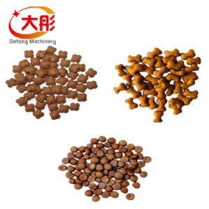 Wet Extrusion Pet Dog Food Making Machine pictures & photos