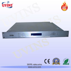 1550nm L-Band Erbium Doped Fiber CATV Amplifier 4 Output pictures & photos