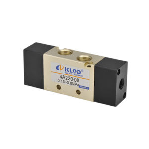 Solenoid Valve/Pneumatic Control/ 3 or 5 Way/ Control Air/4A pictures & photos