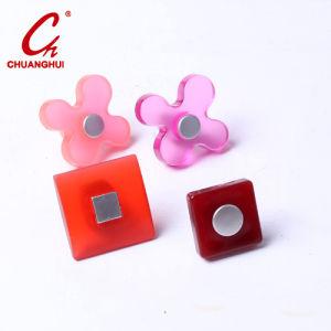 Furniture Hardware Children Cabinet Door Rubber Knob Handle (CH16669) pictures & photos