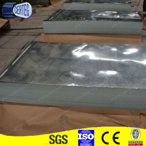 Galvanized Plain Iron Sheet Price pictures & photos