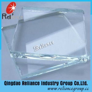 4mm Ultra Clear Glass/Low Iron Glass/Transparent Glass/Cristal Glass with Ce ISO pictures & photos