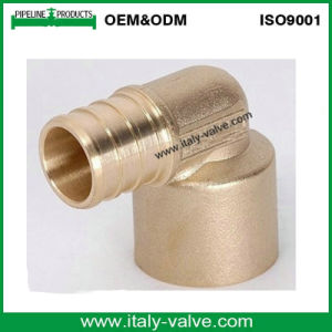 Lead Free Brass Pex Sweat Elbow (PEX-005) pictures & photos