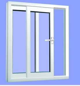 Customized UPVC Window PVC Window with Good Quality and Reasonable Price