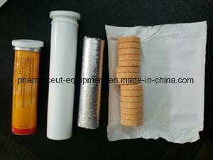 Effervescent Tablet Wrapper Packing Machine (BSJ-40) pictures & photos