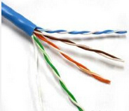 2015 Top Selling Cat5 Cat3 4core PVC LAN Cable 24AWG 305m Pure Copper