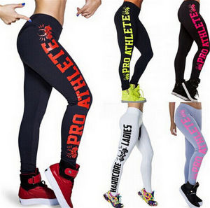 Hot Sale Women Fashion Printed Yoga Fitness Pants (20202) pictures & photos