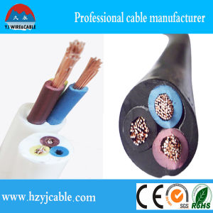 3 Core Flexible Copper Wire with CE pictures & photos
