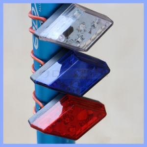 5 LED 7 Flashing Mode Diamond Bike Tail Light pictures & photos