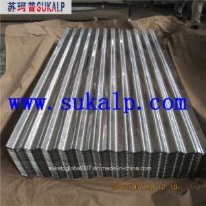 Galvanized Coated Metal Roofing Sheet pictures & photos