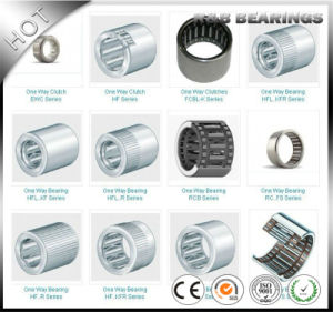 Drawn Cup Roller Clutches and Bearing Assemblies Hf081607