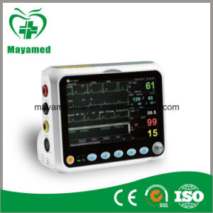 My-C002 3.5 Inch Hand-Held Patient Monitor pictures & photos