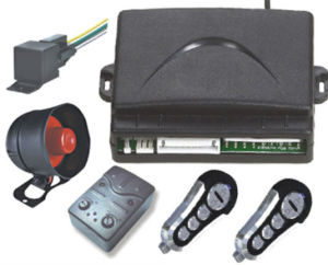Car Alarm with Remote Starter pictures & photos