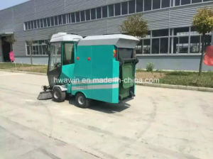 European Design Diesel Road Sweeper with Ce pictures & photos