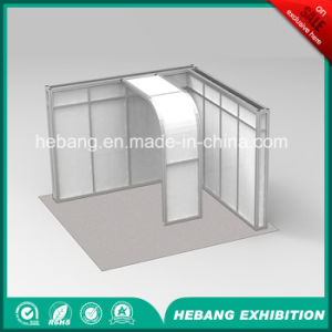 Hb-L00039 3X3 Aluminum Exhibition Booth pictures & photos