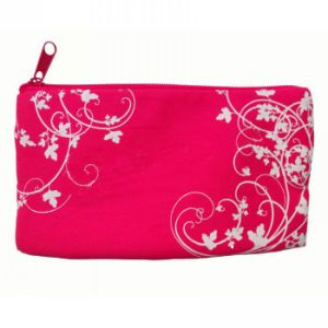 Recycling Promotion PP Woven Zipper Pouch Bag Gift Bag pictures & photos