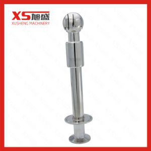 """1"""" Ss304 Tri Clamp Sanitary Rotating Cleaning Ball pictures & photos"""