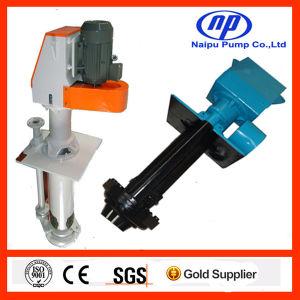Abrasive Resistant Vertical Spindle Slurry Pumps pictures & photos