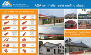 PVC Roof Tile Accessories