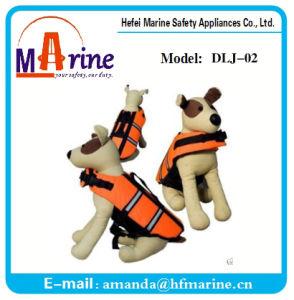 Full Sizes Orange Color Dog Life Vest pictures & photos